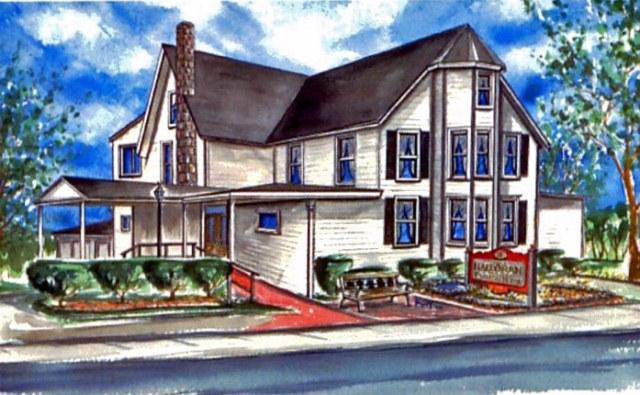 Henry D. Halloran Funeral Home